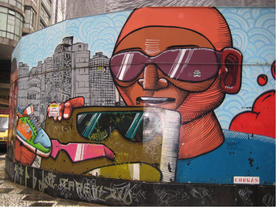 The 5 Best Cities in the World to See Street Art